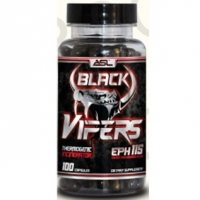 BLACK VIPERS   100 CAPS