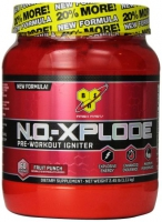 BSN NO-XPLODE 3  IGNITER 60 SERVINGS  FRUIT PUNCH