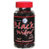 BLACK WIDOW 25 MG  EPHEDRA 90 CAP