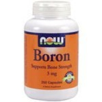 Boron 3 mg , 250 capsules