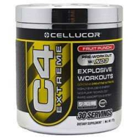 CELLUCOR C4  30 SERVINGS FRUIT PUNCH