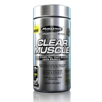 CLEAR MUSCLE 168 CAPS
