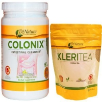 COLONIX  + KLERITEA  PURIFICATEUR INTESTINAL