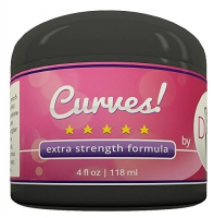 CURVES BUTT CREME   118 ML