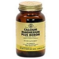 Calcium/Magnesium/Boron 100 caps