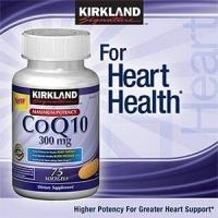 CoQ10  75 gelules de 300 mg