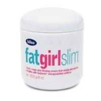 Crème amaigrissante avec de la caféine Fat Girl Slim (6oz-180 ml