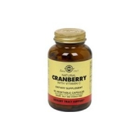 Cranberry Extract With Vit C, 60 veggie caps