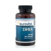 DHEA 50 MG EUROVITAL 180 CAPS POUR 6 MOIS