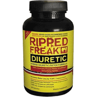 DIURETIQUE RIPPED FREAK 48 CAPS