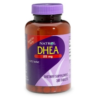 DHEA 25 MG  300 caps , natrol