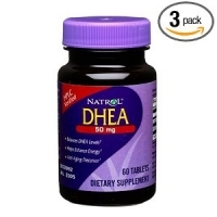 DHEA 50 MG   CURE DE 6 MOIS 180 caps