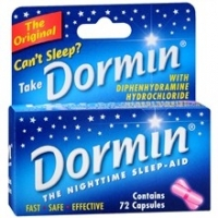 Dormin Nighttime Sleep-Aid -Somnifere naturel