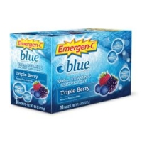 Emergen-C Blue Berry Blue -Vitamine C  1000 mg - 30 Packets