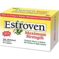 ESTROVEN  (OESTROGENE ) 98 CAPS MENOPAUSE