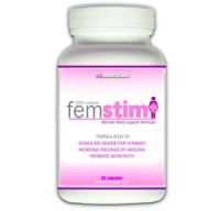 FEMSTIM  FEMALE LIBIDO BOOSTER 60 CAPS