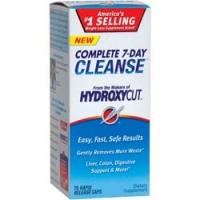 HYDROXYCUT 7 JOURS NETTOYANT DU CORPS 42 CAPS