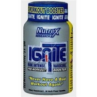 IGNITE 90 CAPS    Nutrex