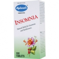 Insomnia relief  60 caps( Contre l'insomnie)