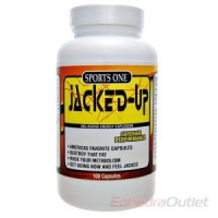 JACKED UP 100 CAPS EPHEDRA 12.5