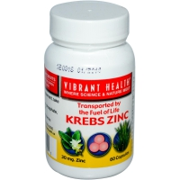 KREBS CYCLE ZINC 30 MG , 60 CAPS