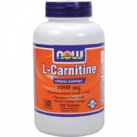 L-Carnitine 1000 mg tartrate 100 caps