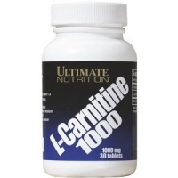 L-CARNITINE  30 caps , 1000 MG