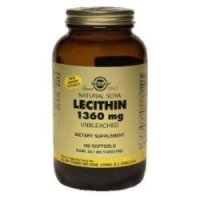 Lecithine 1360mg - 100 - Softgels