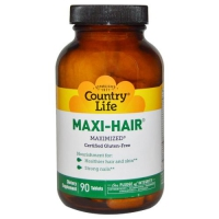MAXI HAIR 90 CAPS TIME RELEASE