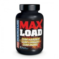 Max Load  60 Caps -Volume de Sperme
