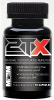 MAX MUSCLE - 2TX Natural Testosterone Amplifier 90 Capsules