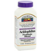 MELANGE ACIDOPHILUS PROBIOTIQUE 150 CAPS