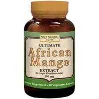 MANGUE AFRICAINE 500 mg  60 caps