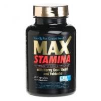 MAX STAMINA  30 CAPS
