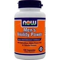 MEN'S VIRILITY 120 CAPS