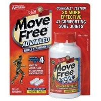 Move Free Adv. Arthrite - 140 tablettes