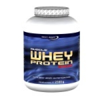 MUSCLE WHEY  2300 GR