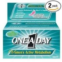 One-A-Day femmes  2 packs 100 caps