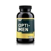 OPTI MEN  180 CAPS VITAMINES ET ENERGIE  180 CAPS