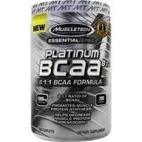 PLATINIUM BCAA 200 CAPS