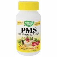 PMS With 5-HTP & Vitamin B-6 Pour les Regles