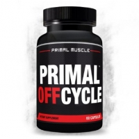 PRIMAL CYCLE OFF  60 CAPS