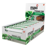 PROMAX LEAN CHOCOLATE MINT 60 GR 12 BARRES