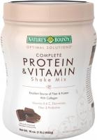 PROTEINE SHAKE MIX 454 GR CHOCOLATE