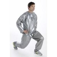 PVC Sauna Suit-Combinaison sudation pour lui -Taille unique