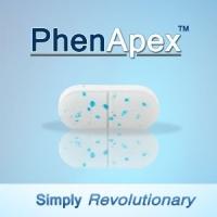 Phen Apex White/Blue - 60 jours -2 mois de Diet