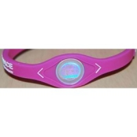 Power Balance, Medium, Pink/White