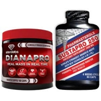 PACK MASSE ET DEFINITION SUSTAPRO ET DIANAPRO