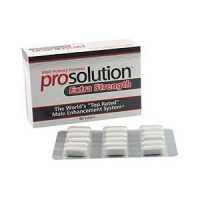 PRO SOLUTION - 60 pilules-Agrandissement du penis