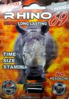RHINO 69   5 CAPS